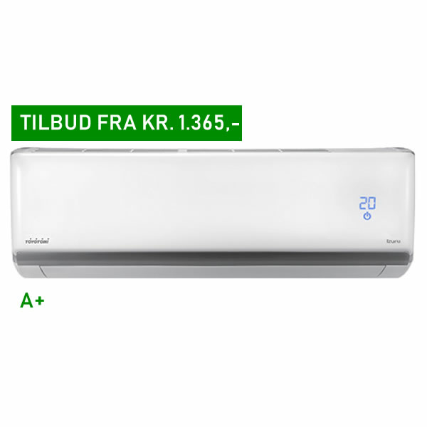 Danmarks billigste varmepumpe
